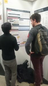 poster presentation NetSci-X2016